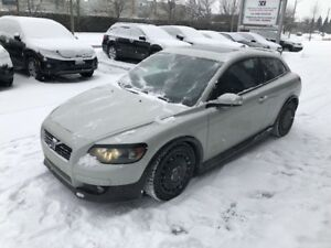 2007 Volvo C30 T5 Automatic Sunroof