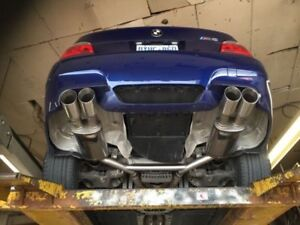 BMW Performance Exhaust and Repairs