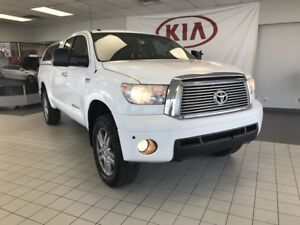2011 Toyota Tundra Limited 4WD V8 DOUBLE CAB *NAVIGATION/LEATHER