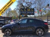 2016 16 BMW X4 3.0 XDRIVE30D M SPORT 4D AUTO 255 BHP DIESEL