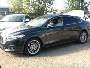 2015 Ford Fusion SE 113KMS   MIDCITY 1831 SASK AVE $10250 TODAY
