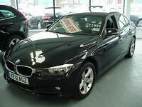 2012 BMW 3 SERIES 320d SE Step Auto FULL LEATHER+SAT NAV