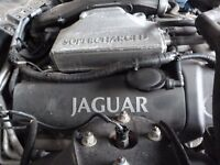 JAGUAR S-TYPE 2.7 TD 2007 AND S TYPE 4.2R BREAKING 2 cars FOR PARTS SPARES OR REPAIR non runner