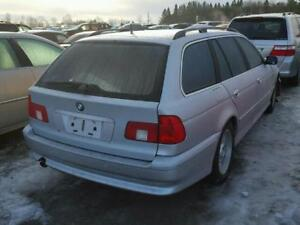 Parting out; 2003 BMW 525it wagon E39 manual