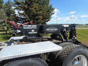 Retriever 5TH wheel implement tow attachment