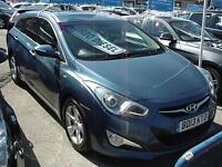 2013 HYUNDAI I40 1.7 CRDi [136] Blue Drive Style SAT NAV