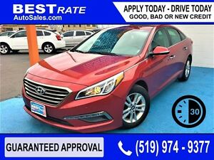 HYUNDAI SONATA - APPROVED IN 30 MINUTES! - ANY CREDIT LOANS