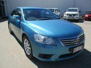 2009 Toyota Aurion Blue Auto Seq Sportshift Ayr Burdekin Area Preview