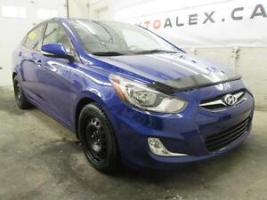 2013 Hyundai Accent GLS 24$/SEM TOIT OUVRANT AUTO A/C