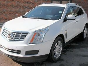 2014 Cadillac SRX AWD NAVIGATION SUNROOF PLATINUM ICE FINANCE AV