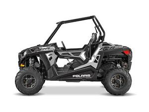 2016 POLARIS RZR 900 EPS TURBO SILVER