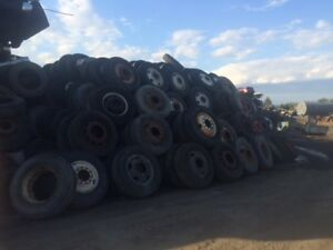 Selling variety sizes of tires