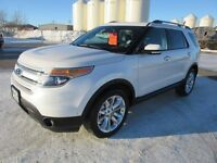 2014 Ford Explorer AWD Limited