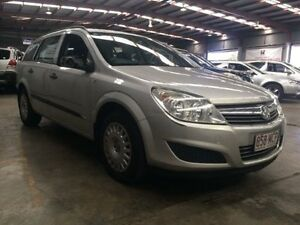 2007 Holden Astra AH MY07.5 CD Silver 5 Speed Manual Wagon Macquarie Hills Lake Macquarie Area Preview