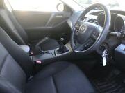 2011 Mazda 3 BL 10 Upgrade Neo Grey 6 Speed Manual Sedan South Toowoomba Toowoomba City Preview
