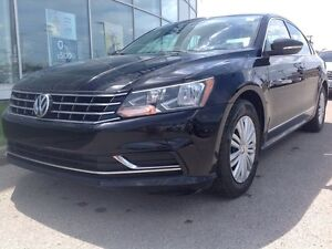 2016 Volkswagen Passat Comfortline 1.8T 6sp at w/ Tip Bluetooth