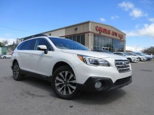 2015 Subaru Outback 2.5i LIMITED, NAV, ROOF, LEATHER!