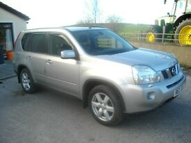Nissan X-Trail Aventura Explorer (High Spec Every Extra Px Considered)