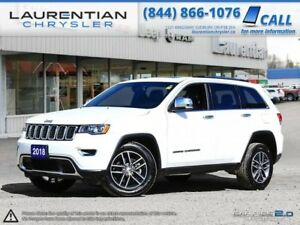 2018 Jeep Grand Cherokee Limited-4X4!!LEATHER!!BACKUP CAM!! BLUE