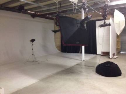 Photographic Studio space for hourly hire North Perth Vincent Area Preview