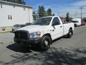 DODGE RAM 2500 HD SINGLE CAB 2X4 V8 5.7 HEMI 2008 FINANCE MAISON