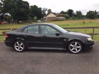 2003 Saab 9-3 2,0 litre 5dr 2 owners