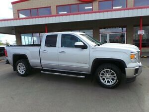 2015 GMC Sierra 1500 4WD EXTCAB LEATHER Accident Free,  Leather,