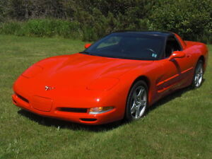1997 CORVETTE C5 TARGA  13,000K COLLECTORS POTENTIAL