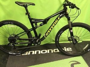 SALE New Dual Suspension 27.5 MTB Cannondale Habit Large 2017