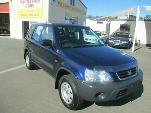 2001 Honda CR-V (4x4) Blue 5 Speed Manual 4x4 Wagon Coopers Plains Brisbane South West Preview
