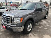 2010 Ford F-150 SUPERCREW XLT BLUETOOTH AUX...MINT COND. City of Toronto Toronto (GTA) Preview