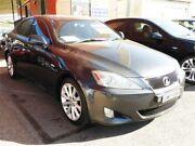 2008 Lexus IS250 GSE20R Sports Luxury Grey 6 Speed Sports Automatic Sedan Minchinbury Blacktown Area Preview