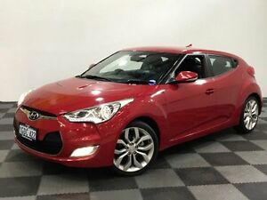 2012 Hyundai Veloster FS2 Coupe Red 6 Speed Manual Hatchback Edgewater Joondalup Area Preview
