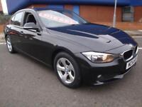 14 BMW 320D EFFICIENTDYNAMICS BUSINESS MEDIA DIESEL *SATNAV* £20 TAX