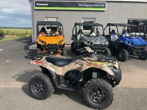 2019 Kawasaki Brute Force 750 EPS CAMO *$38.89 / WEEK!!!