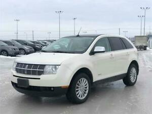 2007 LINCOLN MKX, AUTOMATIQUE, AWD, GPS, CUIR, TOIT PANORAMIQUE