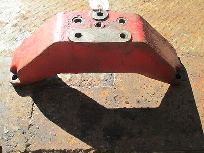 1972 International 1066 Diesel Farm Tractor Axle Pivot Support Bracket 531256r1
