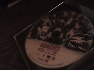 2002 Hockey DVDs for sale!