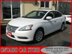 2013 Nissan Sentra S BLUETOOTH !!! NO ACCIDENTS!!!