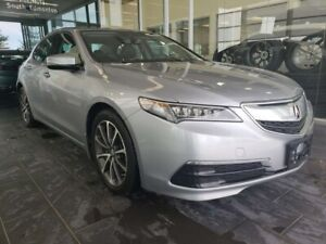 2015 Acura TLX TECH, HEATED STEERING, REMOTE START, SUNROOF