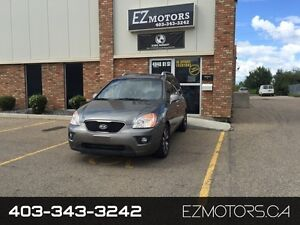2012 Kia Rondo EX w/3rd Row=LOADED=LOW KMS=WARRANTY