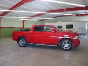 2011 Dodge Ram 1500 Sport Crew Cab Fully Loaded Low Km