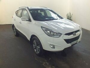 2015 Hyundai ix35 LM Series II Elite (AWD) White 6 Speed Automatic Wagon Clemton Park Canterbury Area Preview