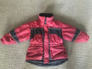 Size 3 Child's Winter Jacket