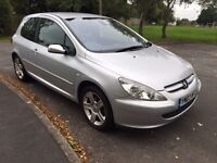 2003 Peugeot 307 D Turbo HDI Turbo diesel cheap reliable economical car