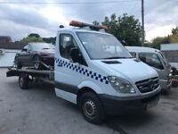 Car Recovery & Transport Services