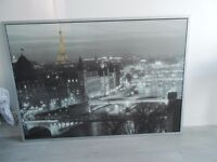 Large wall picture- Paris-New