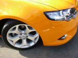 2009 Ford Falcon FG XR6 Ute Super Cab Turbo Octane 6 Speed Sports Automatic Utility
