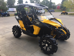 2014 Can-Am Maverick XMR 1000R, low kms for only $99 bi-weekly!