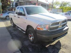 2009 DODGE RAM 1500  HEMI 4X4 CREW CAB NO ACCIDENT SAFETY